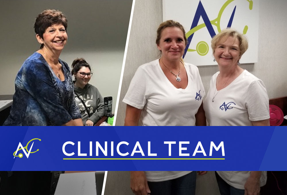 The Nurse Connection Staffing Clinical Team