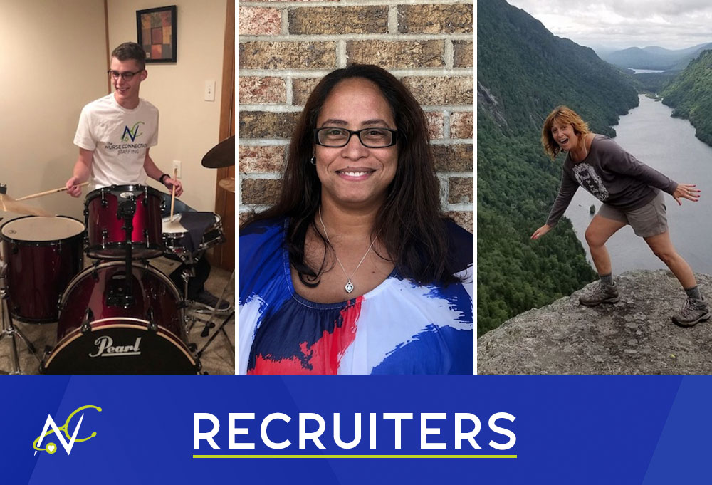 Meet your local recruiters - NCS