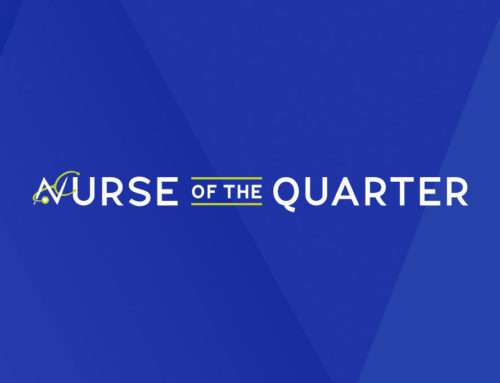 Nurse of the Quarter [Fall 2019 Newsletter]